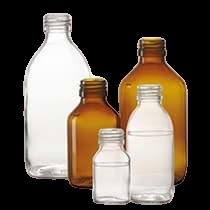 Sirupflaschen